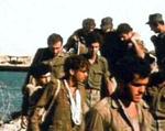 بعض الاسرى الاسرائيليون في حرب اكتوبر